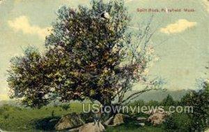 Split Rock - Pittsfield, Massachusetts MA