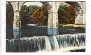 Wissahickon Falls and Stone Bridge, Philadelphia, Pennsylvania, 00-10s