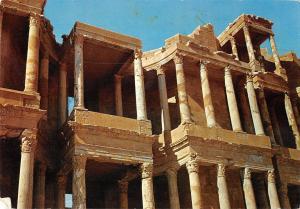 BT11964 Libya sabratha theater      Libya