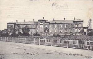 AARHUS , Denmark , 00-10s ; Kommunehospitalet