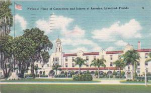 Florida Lakeland National Home Of Carpenters And Joiners Of America 1949
