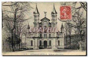 Old Postcard Betharram Lestelle Church Of The Resurrection
