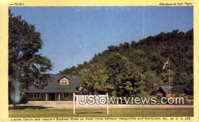 Lincoln Birth Place Cabin - Hodgenville, KY