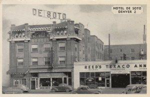 DENVER , Colorado , 1930s ; Hotel De Soto