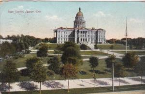 State Capitol Building Denver Colorado 1909