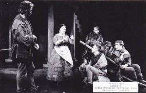 RP, Scene From Henry V, Shakespearean Festival 1966, Stratford, Canada (2)