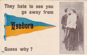 Missouri Isadora 1913 Pennant Series