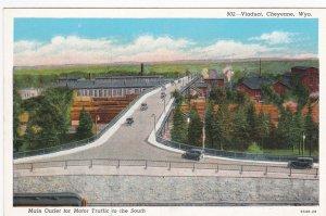CHEYENNE, Wyoming, 1930-40s ; Viaduct