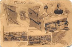B92007 tripolitalia nostra libya derna tripoli bengasi royalty  africa