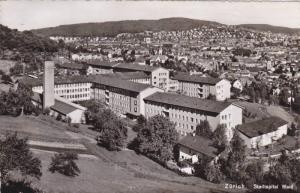 RP, Stadtspital Waid, Zurich, Switzerland, 1920-1940s