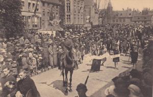 BRUGES, Belgium, 00-10s : Procession du St. Sang : Le Centurion