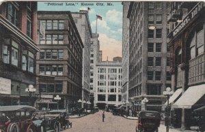 KANSAS CITY, Missouri, 1919 ; Petticoat Lane