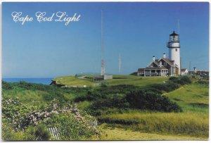 US Cape Cod.  Highland. North Truro.  Beautiful.  unused.
