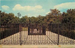 Fort Wayne Indiana~Johnny Appleseed Park~John Chapman's Grave~Fence~1960s