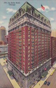 Illinois Chicago La Salle Hotel