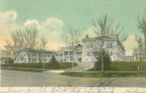 The Home, Denver Colorado 1907 Postcard