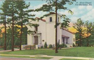 Fort Mcclellan Silver Chapel Alabama