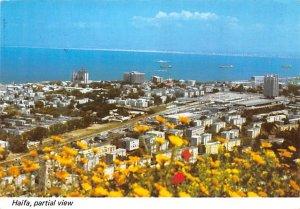 Parital View Haifa Israel 1972