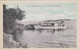 Wisconsin Beaver Dam Scenic Landing Beaver Lake