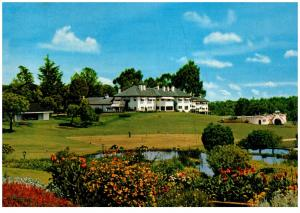 434 Kenya  Nairobi Club Logo Golf Course