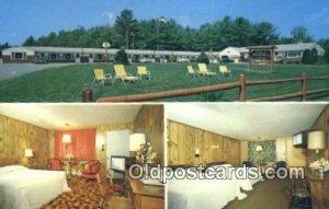 Bar H Motel, Sanford, Maine, ME USA Hotel Motel Unused
