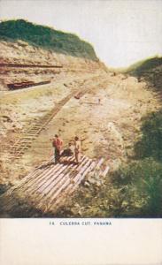 Panama Canal Culebra Cut
