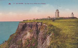 Le Cap De La Heve Et La Falaise, LE HAVRE (Seine Maritime), France, 00-10s Light