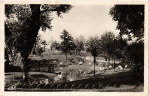 CPA Vichy Les Parcs et le Nouveaux Bassin des Cygnes (682805)