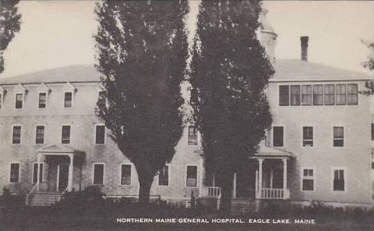 Maine Eagle Lake Northern Maine General Hospital Artvue