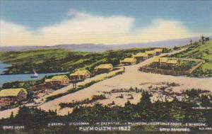 Plymouth 1622 Plymouth Massachusetts
