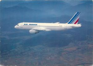 Air France Plane Airbus A 320 avion aircraft