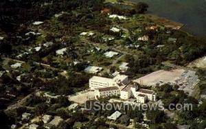 Aerial Miami Beach FL Unused