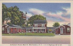 North Carolina Murfreesbro Hollomons Hostel Main St