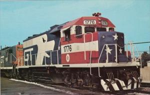 Milwaukee Road Locomotive No 156
