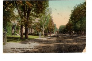 Queen Street East, Truro, Nova Scotia, Used 1913