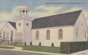 New Jersey  Wildwood  Crest Crest Community Church