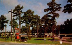 North Carolina Rocky Mount Cobb's Motel and Restaurant