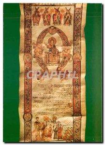 Postcard Modern Bari Exultet Pregjiera del Diacono