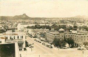 AZ, Prescott, Arizona, Town View, Valley National Bank, No. D353, RPPC