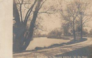 RP; W. BR. , Massachusetts, 1901-07 ; River Street to Howard Bridge