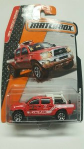 Matchbox Car #59 Toyota Tacoma