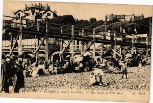 CPA Le HAVRE-La Plage a l'heure des Bains (235030)