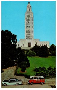 Louisiana  Baton Rouge  State Capitol Building