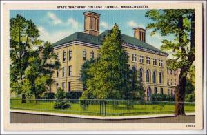 Teachers College, Lowell MA