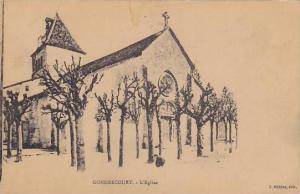 GONDRECOURT, France, 00-10s L´Eglise