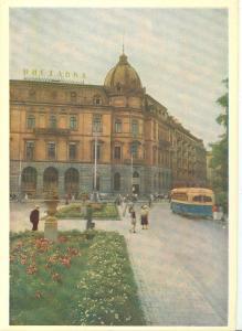 Ukraine, Lvov, Ukrainian State Museum of Ethnography and Art Crafts, 1962