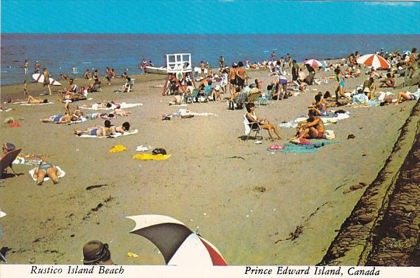 Canada Rustico Island Beach Prince Edward Island