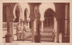 Morocco Palais Arabe
