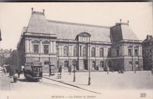 France Rennes Le Palais de Justice