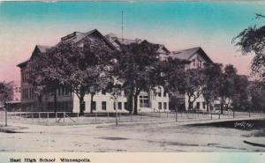 East High School, Minneapolis, Minnesota, PU-1912